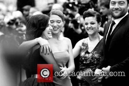 Rebecca Zlotowsk and Lea Seydoux 2