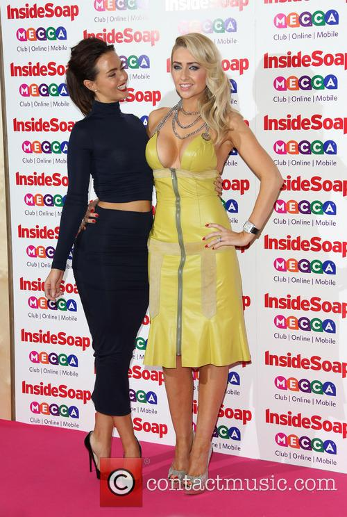 Gemma Merna and Jennifer Metcalfe 2