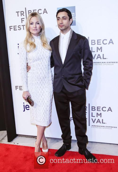 Riz Ahmed, Kate Hudson, Tribeca Film Festival