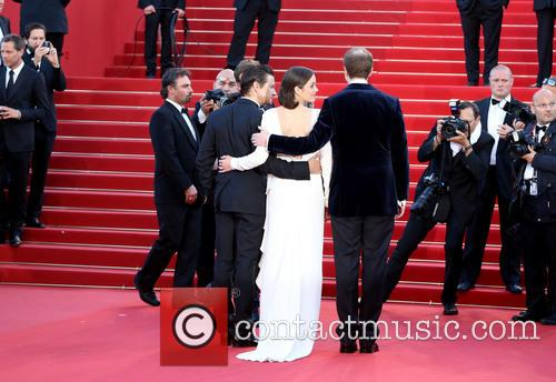 James Gray, Marion Cotillard and Jeremy Renner 5
