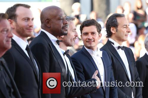 Jerome Salle, Orlando Bloom and Forest Whitaker 3