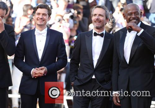 Jerome Salle, Orlando Bloom and Forest Whitaker 4