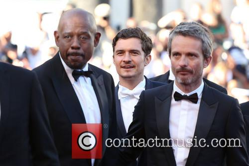 Jerome Salle, Orlando Bloom and Forest Whitaker 1