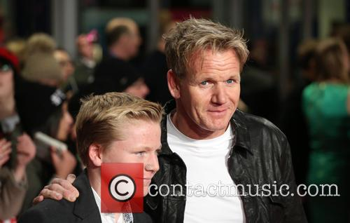 Jack Scott Ramsey and Gordon Ramsey 8