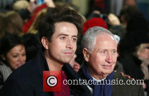 Nick Grimshaw and Peter Grimshaw 11