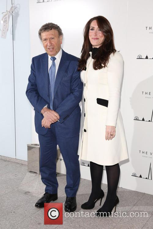 The View, Irvine Sellar and Daughter