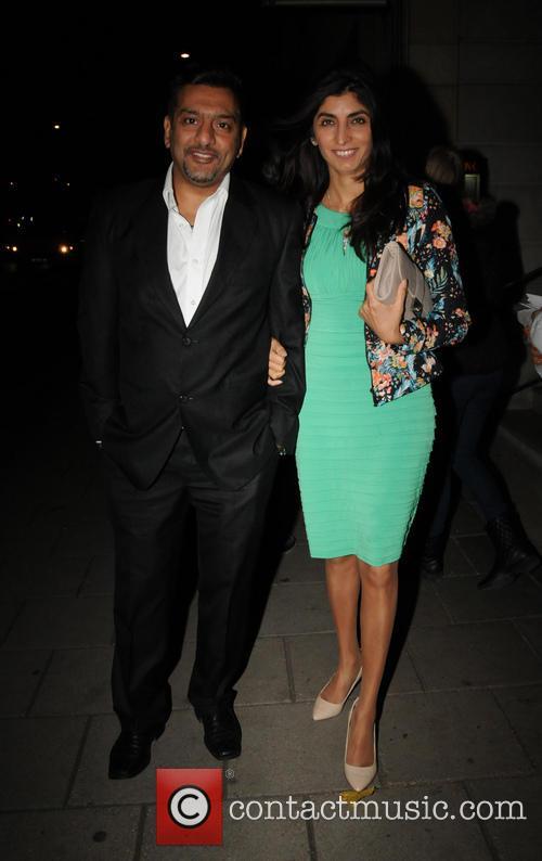 Nitin Ganatra and Meera Ganatra