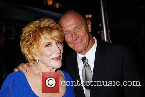 Jeanne Cooper and Corbin Bernsen 1