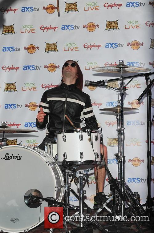 Arejay Hale and Halestorm 1