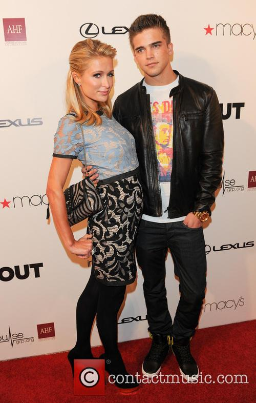 River Viiperi and Paris Hilton 2
