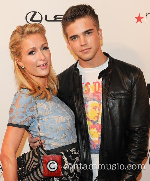 River Viiperi and Paris Hilton 3