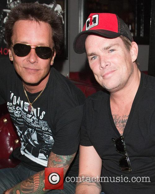 Billy Morrison and Mark Mcgrath 1