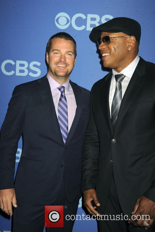 Chris O'donnell and Ll Cool J 11