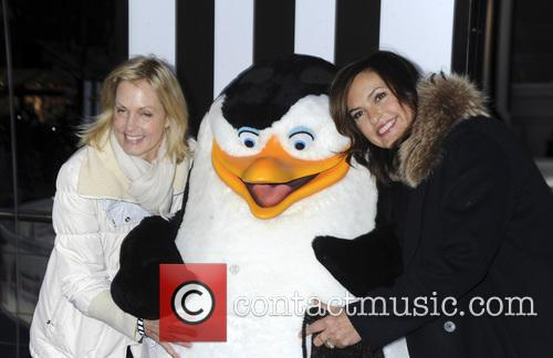 Ali Wentworth and Mariska Hargitay