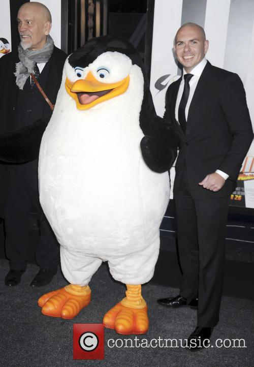 John Malkovich and Pitbull 2