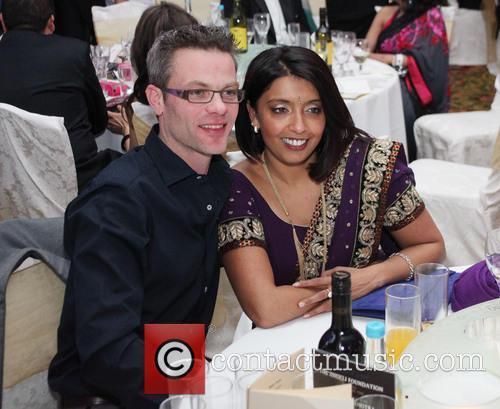 guest' sunetra sarker charity fundraising event hosted 3524977