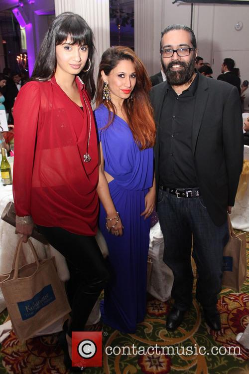 Charity fundraising event hosted by Manish Malhotra in...