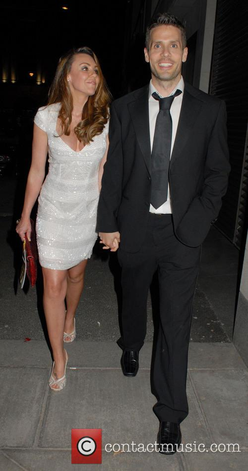 Michelle Heaton and Hugh Hanley 2
