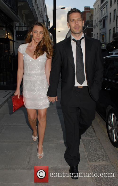 Michelle Heaton and Hugh Hanley 3