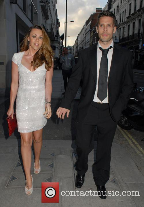 Michelle Heaton and Hugh Hanley 4
