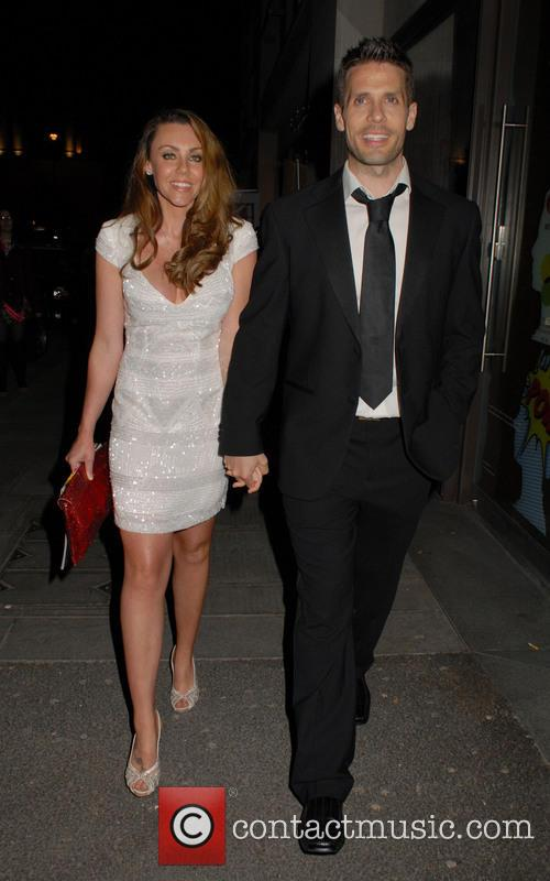 Michelle Heaton and Hugh Hanley 5