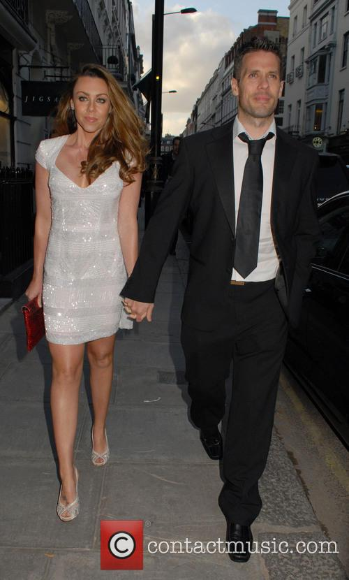 Michelle Heaton and Hugh Hanley 6