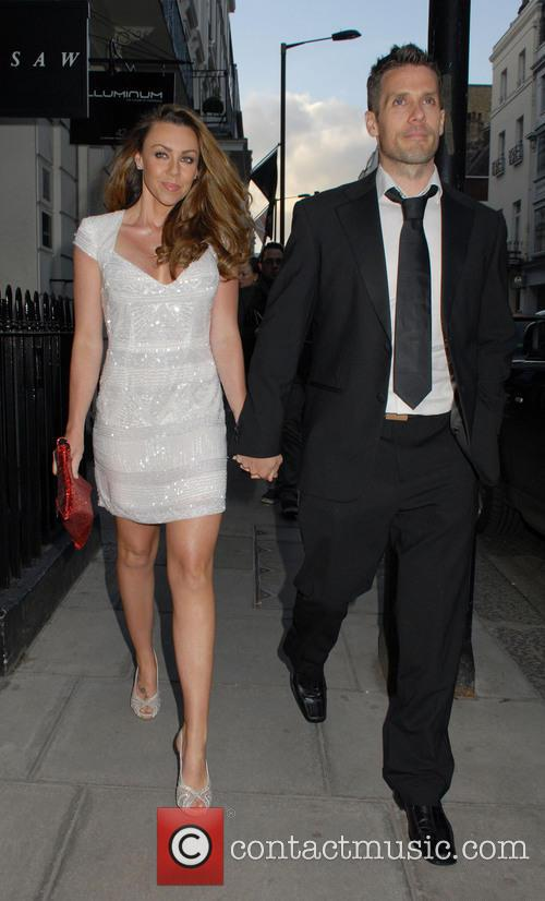 Michelle Heaton and Hugh Hanley 7