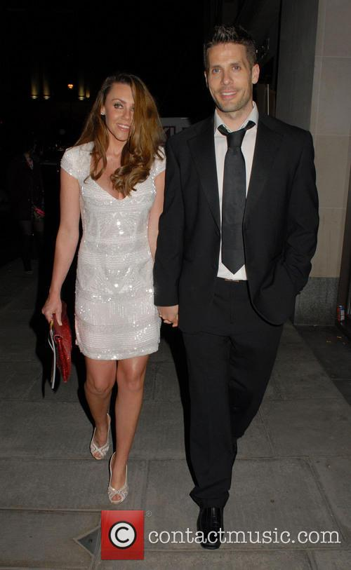 Michelle Heaton and Hugh Hanley 8