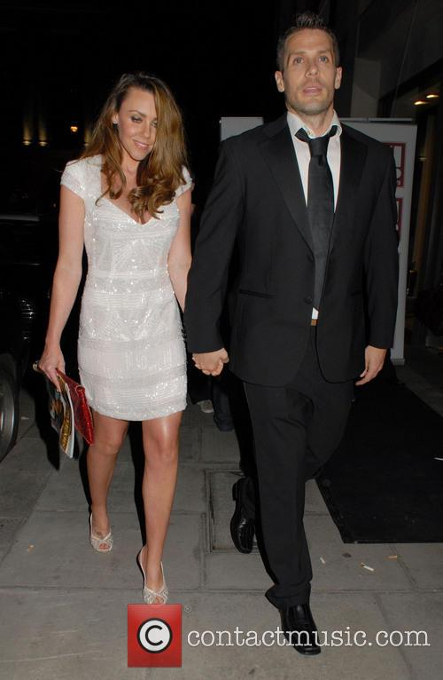 Michelle Heaton and Hugh Hanley 9