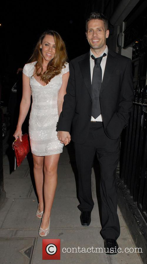 Michelle Heaton and Hugh Hanley 10
