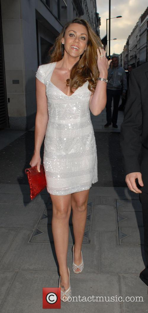 michelle heaton ok magazine 20th anniversary party 3609642