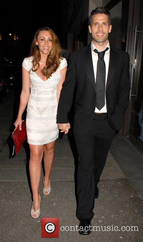 Michelle Heaton and Hugh Hanley 11