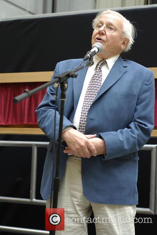 Sir David Attenborough 2