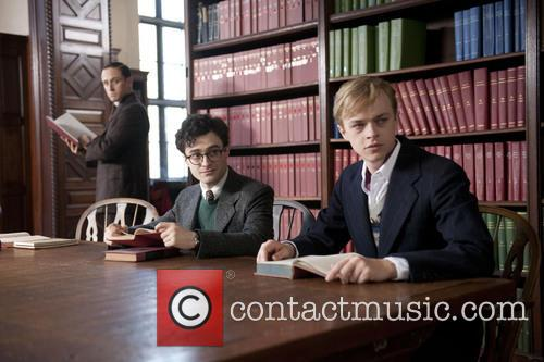 Film stills from 'Kill Your Darlings'