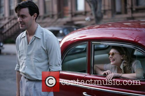 Jack Huston and Elizabeth Olsen 2