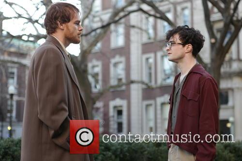 Michael C. Hall and Daniel Radcliffe 1