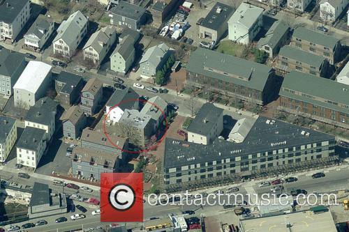 A aerial shot of the last known address...