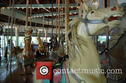 Forest Park Carousel 2