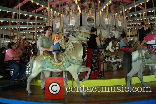Forest Park Carousel 5