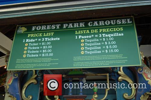 Forest Park Carousel, over a century old, receives...