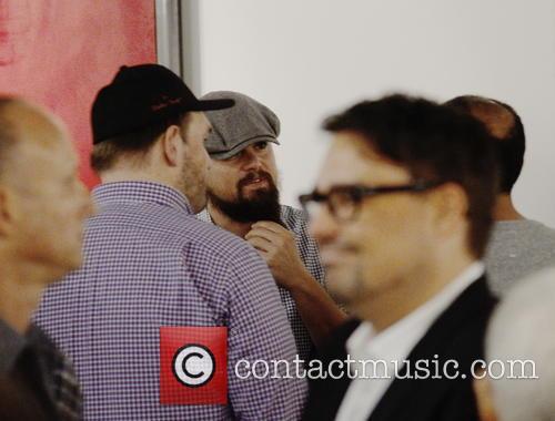 Leonardo Di Caprio and Art Basel 3
