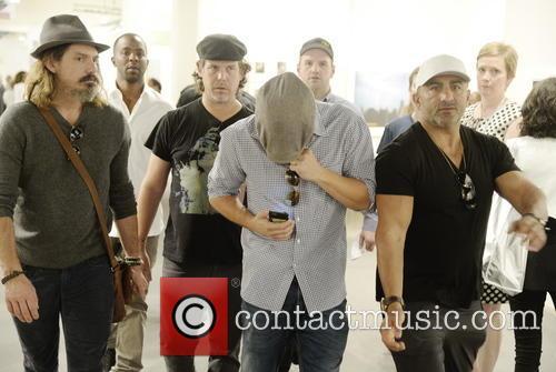 Leonardo Di Caprio and Art Basel 6