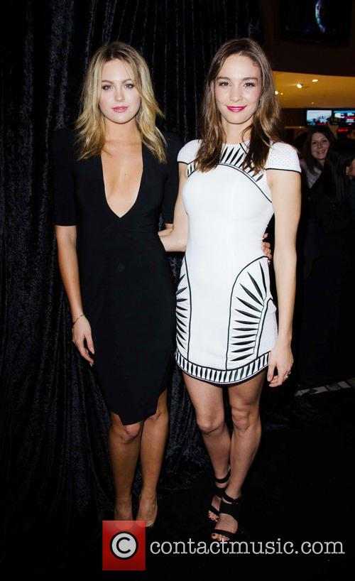 Jesinta Campbell and Guest 1