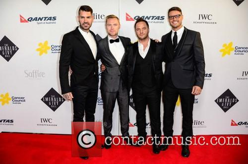 Boyzone, Shane Lynch, Keith Duffy, Mikey Graham and Ronan Keating 4