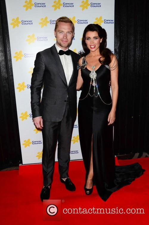 dannii minogue ronan keating emerald and ivy ball 3883387