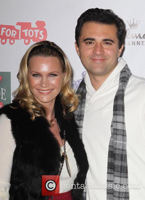 Natasha Henstridge and Darius Campbell 2