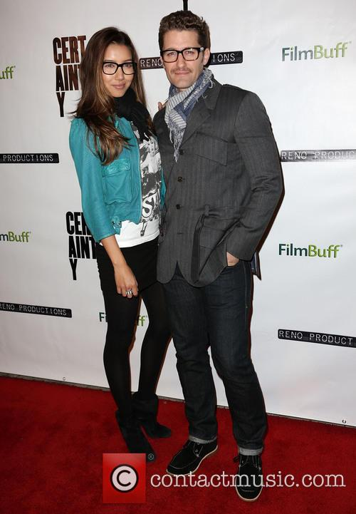 The Los Angeles premiere of 'Certainty' at Laemmle...