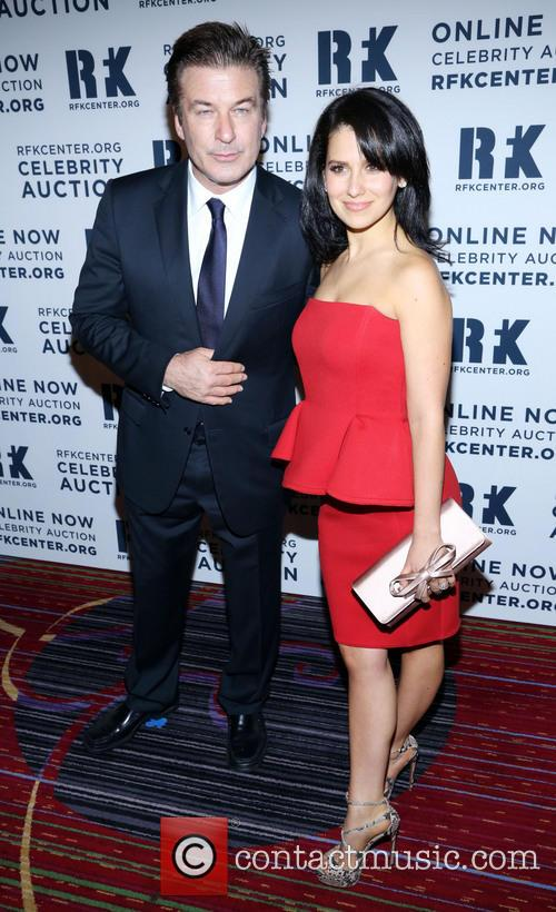 alec baldwin hilaria baldwin the robert f kennedy center 3474257