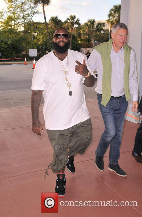 Rick Ross, Miami Beach Convention Center