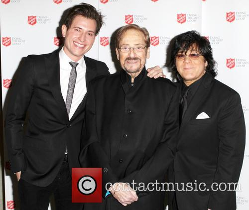 Peter Cincotti, Phil Ramone and John Titta 2